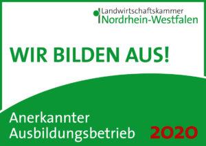 Anerkannter Ausbildungsbetrieb Garten- und Landschaftsbau